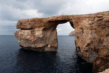 de azure window op het eiland malta van Compuinfoto .
