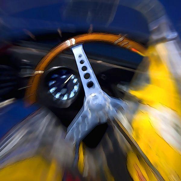 Driver Seat View von Fons Bitter