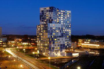 Studentencomplex Johanna op De Uithof in Utrecht von Donker Utrecht