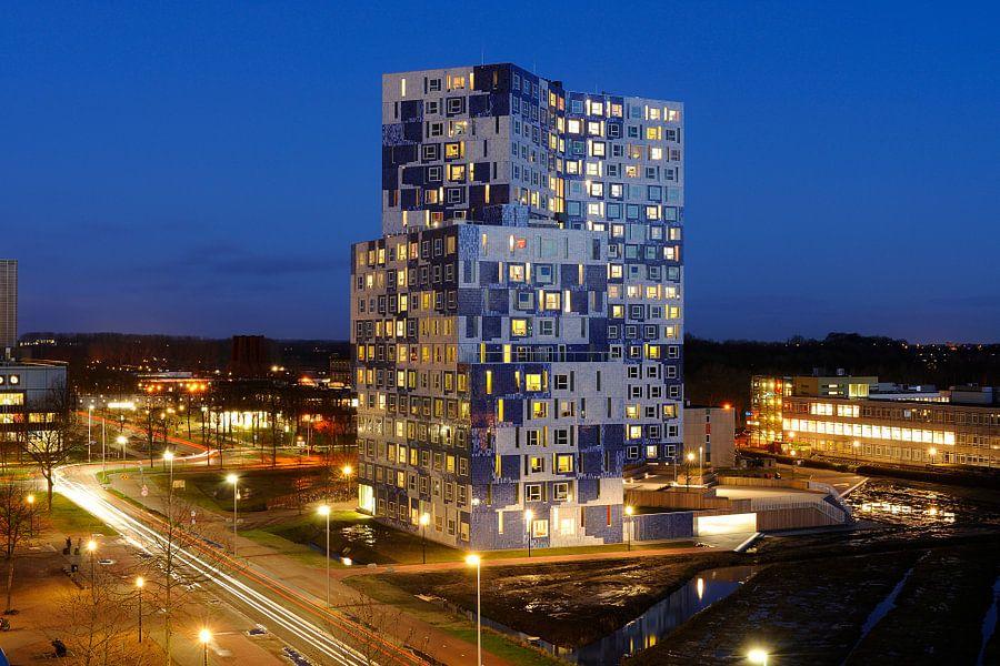 Studentencomplex Johanna op De Uithof in Utrecht
