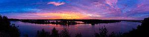 Coude dans la Meuse près de Neer sur ElkeS Fotografie