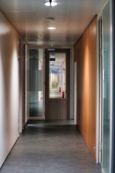 Die Bürohalle von Faucon Alexis