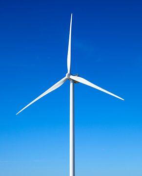 Windturbine van BVpix