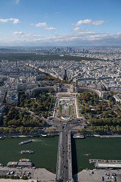 Seine in Parijs van Merel Taalman