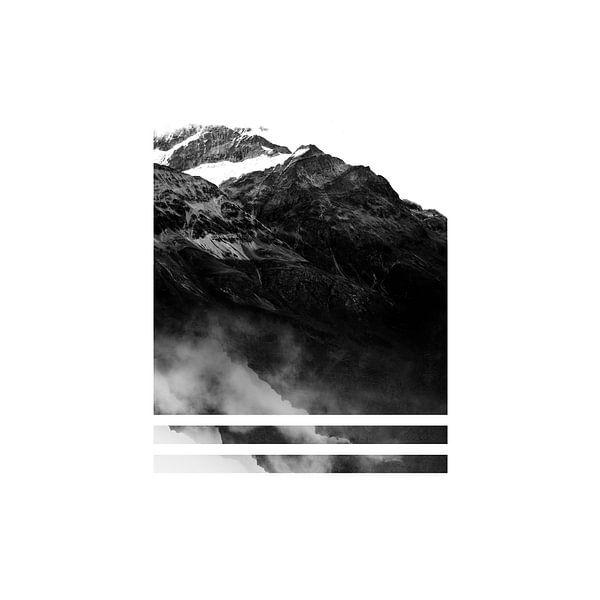 Naar de bergen 3 van Stoffel Beyens
