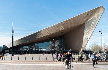 Rotterdam centraal van Renier Izeboud