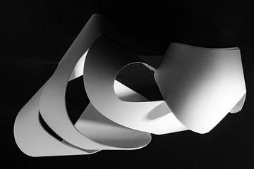 Kunst mit Papier von Jean Arntz