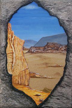 Woestijn der Vertroosting von Marianne de Groot
