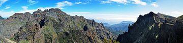 am Pico do Arieiro  van Georg Tausche