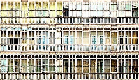 Doors in windows