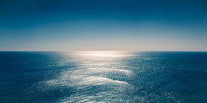 Uitzicht op de oceaan
