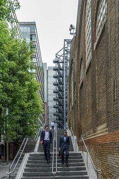 Außerhalb des Büros. von Henri Boer Fotografie
