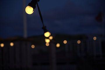 lichten in het donker van harm Henstra