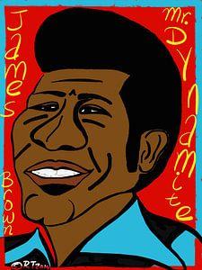 James Brown, Mr. Dynamite von Robbert Tilli