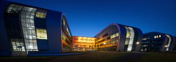 Université Radboud - Bâtiment Huygens sur Jeroen Lagerwerf