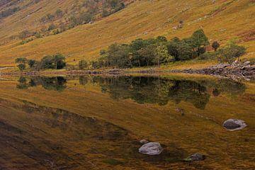 Loch Etive von Miranda Bos