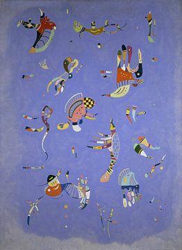 Hemelsblauw, Wassily Kandinsky