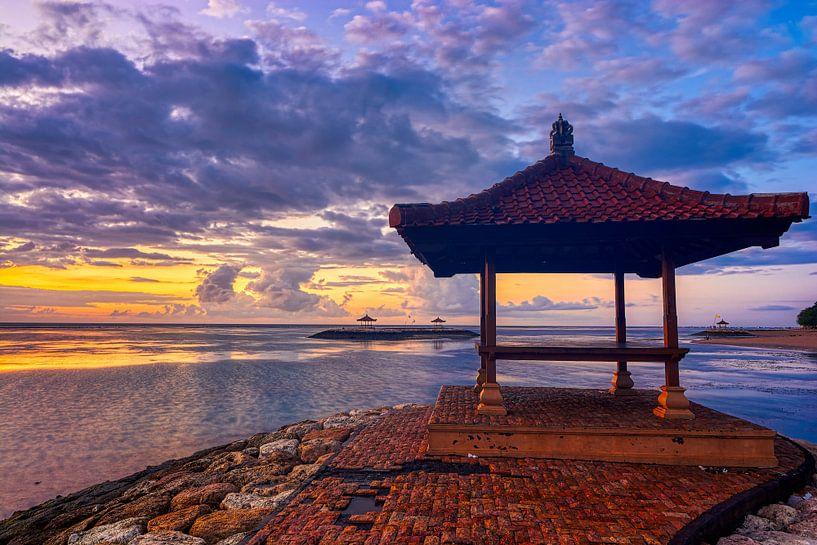 Sanur, Bali, Indonesien von Ardi Mulder
