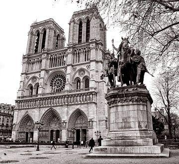 Notre Dame von Bob Bleeker