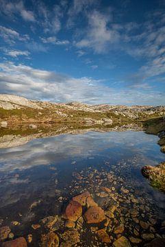 Norwegen, schöne Natur von Frank Peters