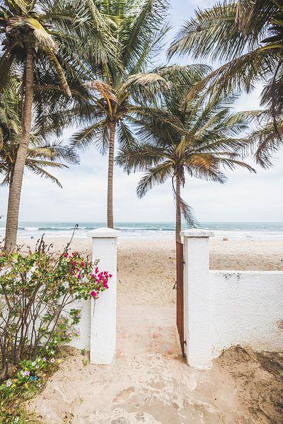 Gambia strand van Andy Troy