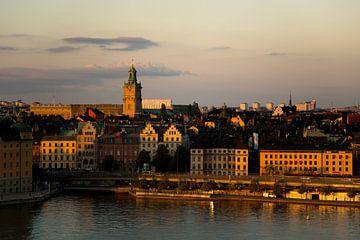 Stadtarchitektur in Stockholm von Karijn | Fine art Natuur en Reis Fotografie