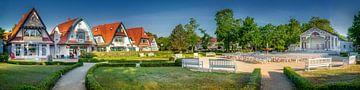 Panroamabild von Boltenhagen an der Ostsee in Mecklenburg Vorpommern von Voss Fine Art Fotografie