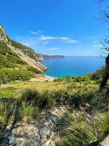 Mallorca - Cala Coll Baix von Marek Bednarek