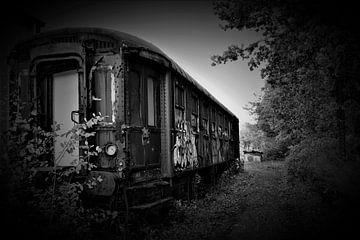 Triebwagen von Joel Houbrigts