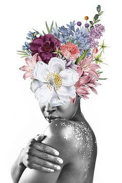 Floral Divine von Marja van den Hurk