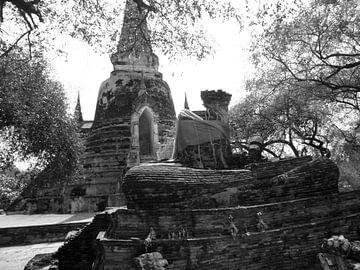 Black&White Buddha.JPG van Misja Vermeulen