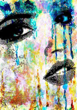 Tears of a woman sur PictureWork - Digital artist