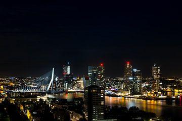 Rotterdam, Blick vom Euromast von Atelier Liesjes