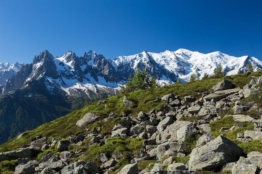 Chaîne du Mont-Blanc