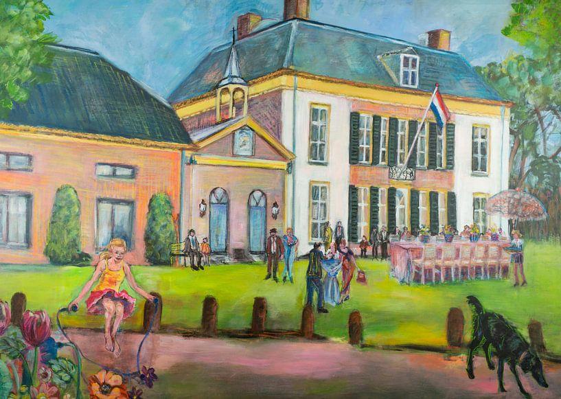 Maison Brakel sur Liesbeth Serlie