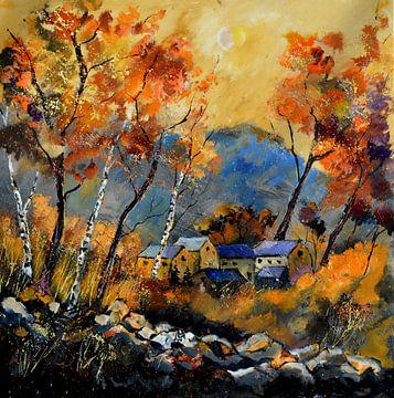Friedlicher Herbst von pol ledent