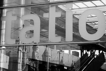 Antwerpen Centraal Station von Kiezel Fotografie