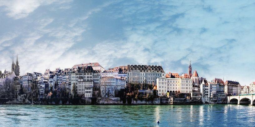Basel van Claudia Moeckel
