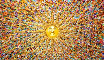 Bollywood Sun von Ralf Hasse