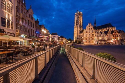 Mechelen van Bert Beckers