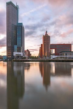 Wilhelminaplein - Rotterdam van AdV Photography