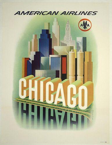 Chicago reisposter