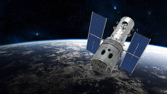 HST Space Telescope  HMS
