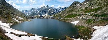 Grote Sint-Bernard meer