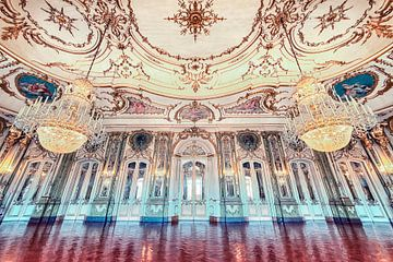Königlicher Palast von Queluz von Manjik Pictures