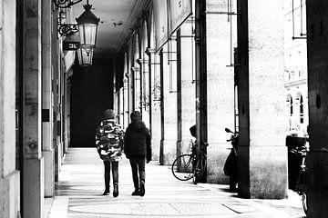 Tijdloos. Samen in een galerij in Parijs