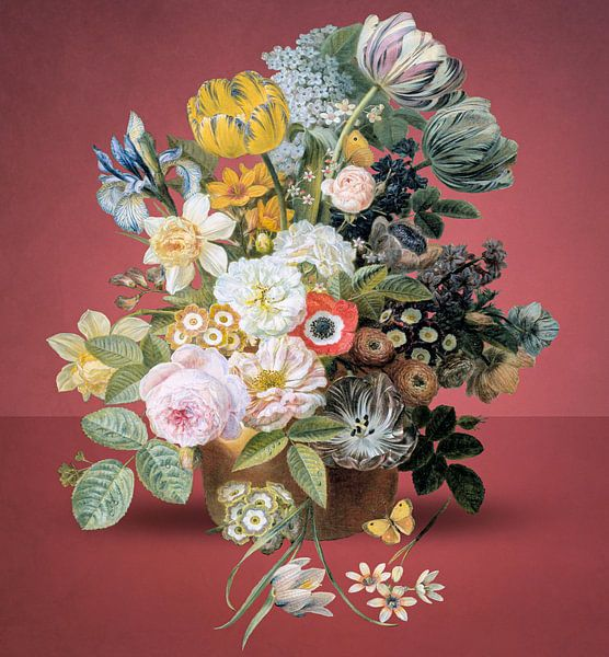 A Still Life - revamped sur Marja van den Hurk