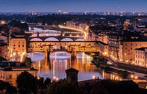 Ponte Vecchio - avond