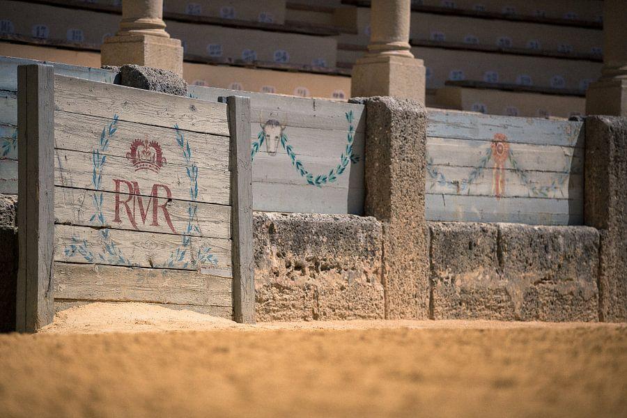 Stierenring van Ronda, Spanje van Martijn Smeets