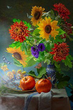 Herbstfrüchte von Willy Sengers
